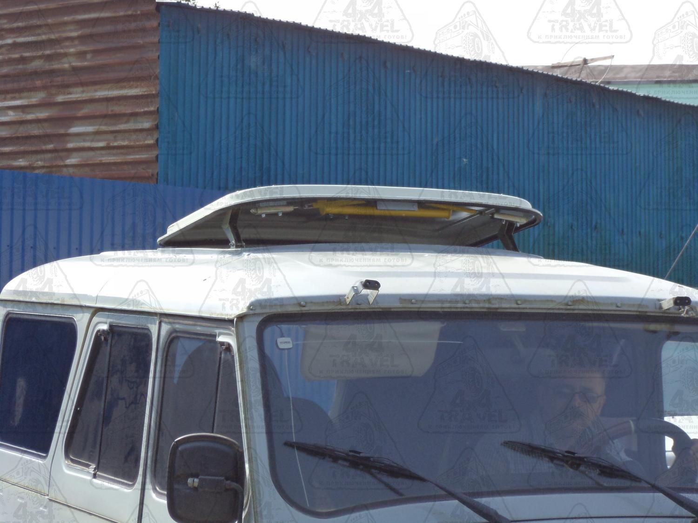 Как сделать люк на крышу автомобиля своими руками 11